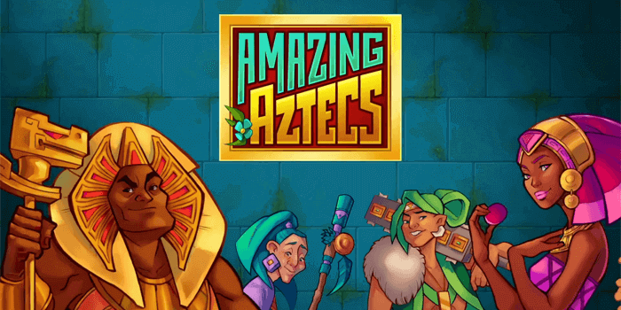 Amazing Aztecs Slot Recension